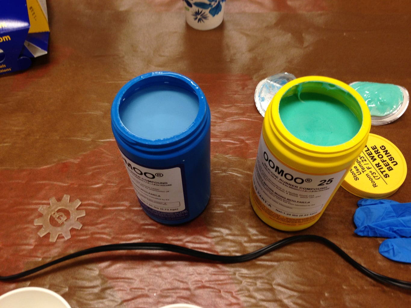 Molding: Mixing Your Silicone (Part 2)
