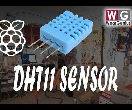 DHT11 Temp/Hum sensor with Raspberry Pi using JAVA
