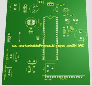 Circuit Diagram & PCB Board