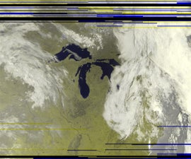 Raspberry Pi NOAA and Meteor-M 2 Receiver