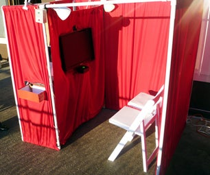 The DIY Photobooth With Lighting Control