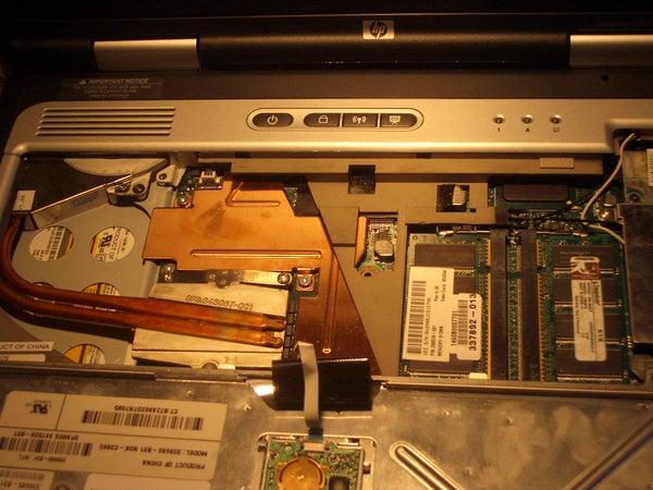 How to Change Ram (HP Compaq Laptops).