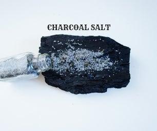 CHARCOAL SALT