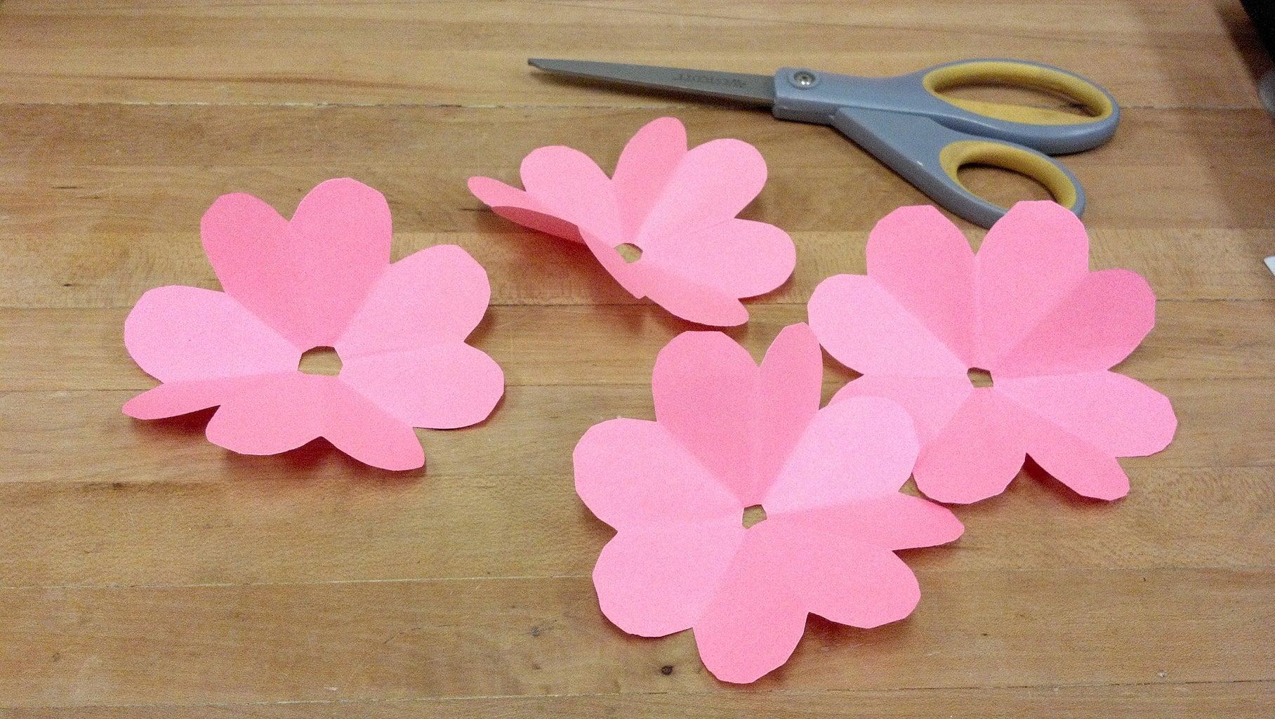 Creating Flowers