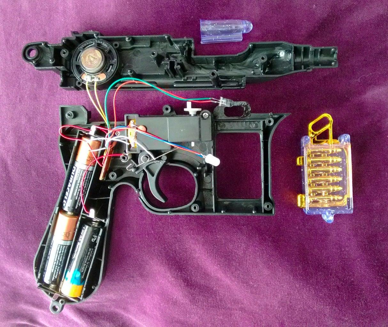 Dismantling the Gun