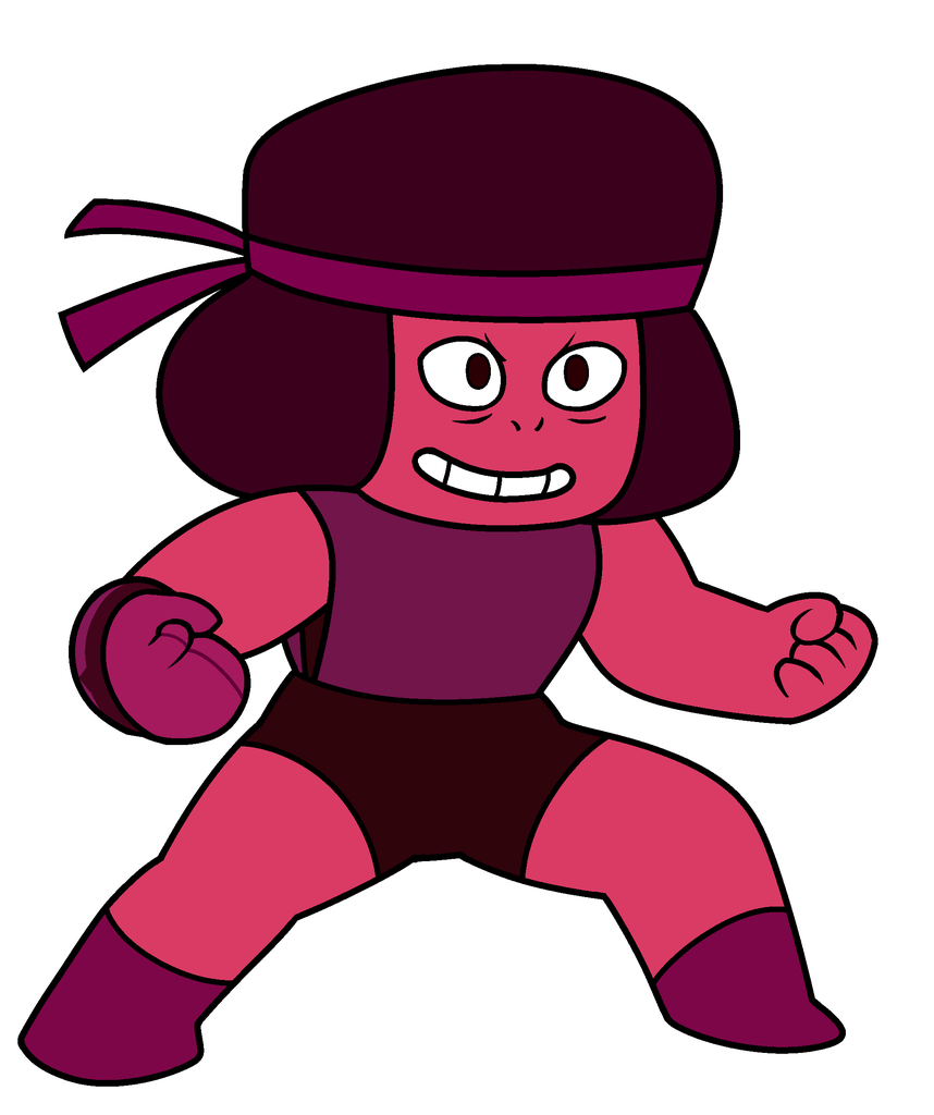 How to Draw Ruby From Steven Universe