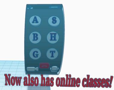 IT ALSO HAS ONLINE CLASSES!