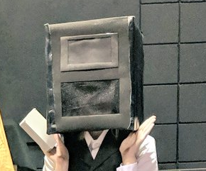 Stereo Head and Launchpad Costume