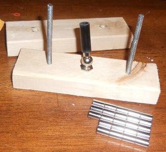 Six Rods, Three Parallelogram