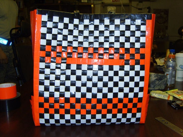 High Quality Duct Tape Tote Bag