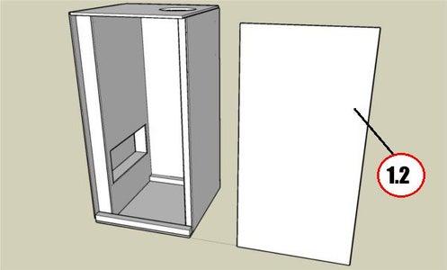 Seal Your Grow Box & Finish Your Door