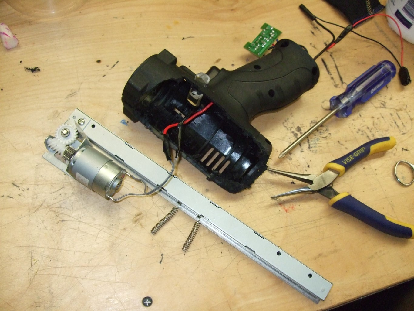 Assemble Housing and Drive Assembly