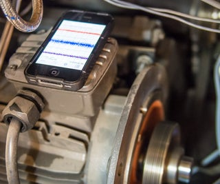 动态电机平衡 - 使用Sugru和iPhone!