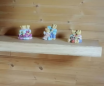 Floating Wall Shelves