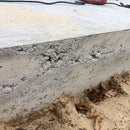 How to Repair Honeycombing or Holes in Concrete
