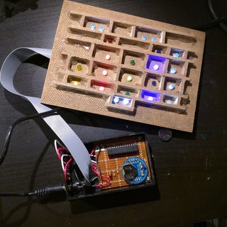 My Arduino Binary Clock