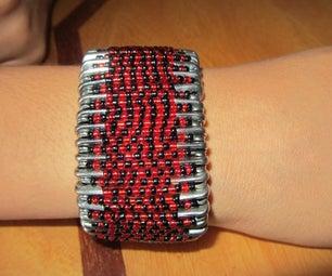 Beads Woven Bracelet