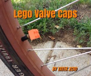 Lego Tire Valve Caps - REMIX