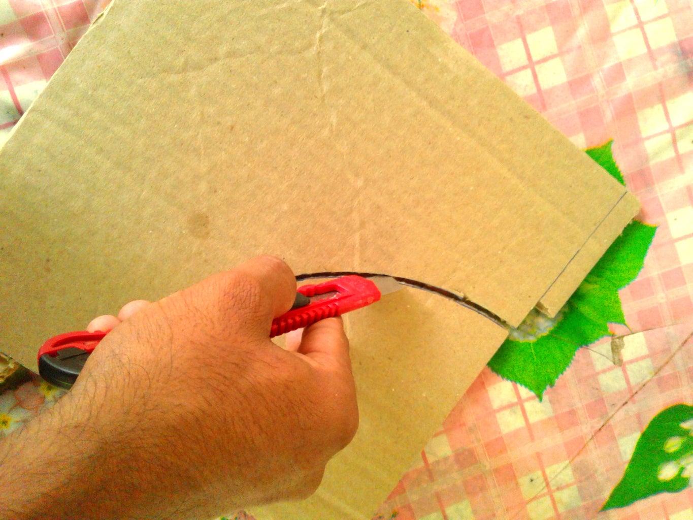 Stool Part Cutting