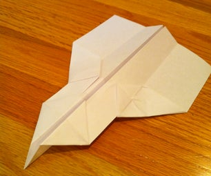 Good 'n Simple Paper Airplane: No Cutting, Gluing, or Taping Nuthin'