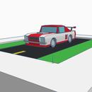Driving (Classic) Mustang - Tinkercad Codeblocks