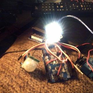 Quick and Easy Arduino Nightlight