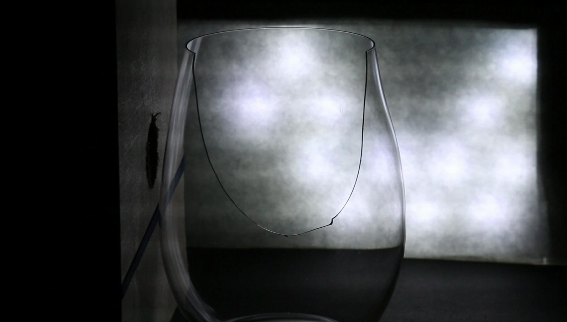 Breaking Wine Glasses