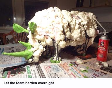 Let the Foam Harden