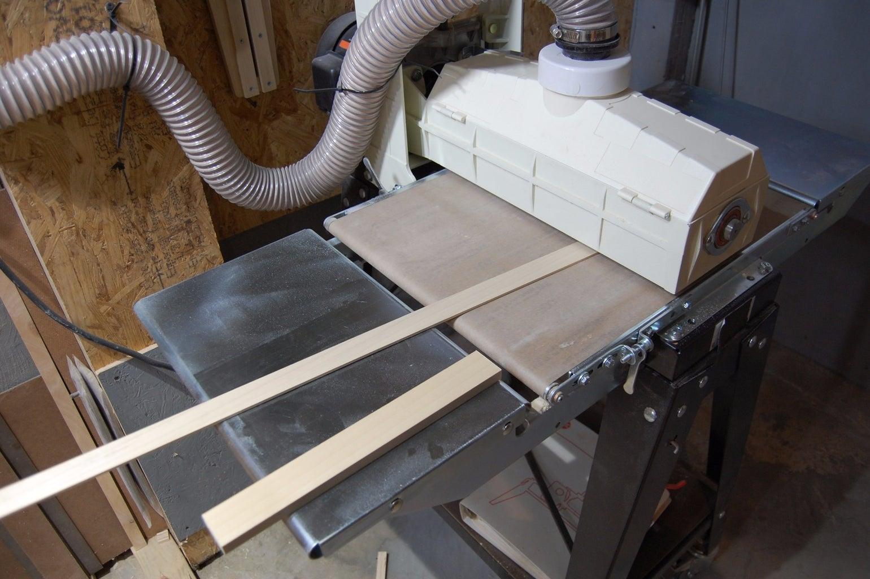 Fabricating the Tile Board