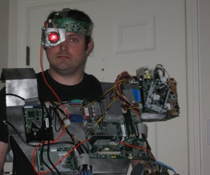 Awesome & Cheap Cyborg Costume