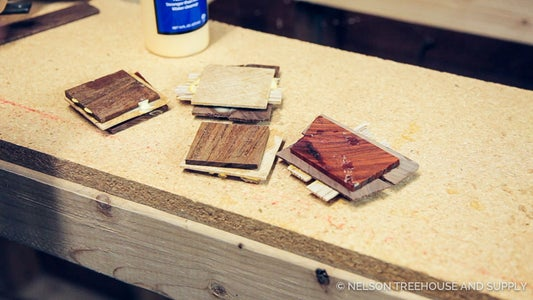 Glue Laminate Layers Together in Desired Order