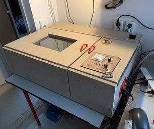 带Arduino的40瓦CO2激光切割机