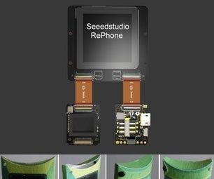 Seeedstudio RePhone: Fun & Creative Modular DIY Smartphone