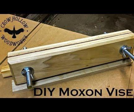 DIY预算Moxon虎钳