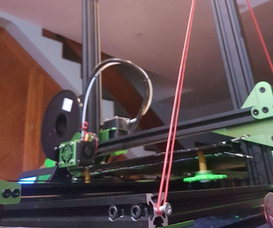 3D Printer Wire Reinforment for CR-10, Tevo Tornado, Anet Like