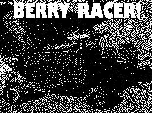 BerryRacerCode: the Main Loop and Bitmaps