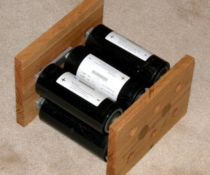 Replacing a UPS Battery With Super-Capacitors
