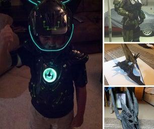 Costume Stuff: Armors