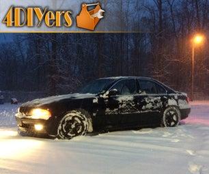 为冬天准备你的车辆
