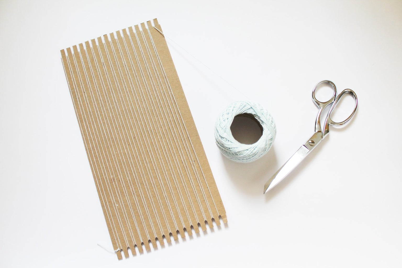 Set Up Your Loom