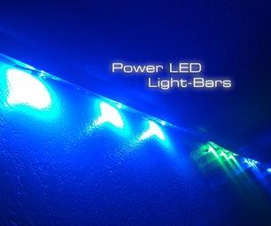 Power LED Light-Bar Ambient Lighting