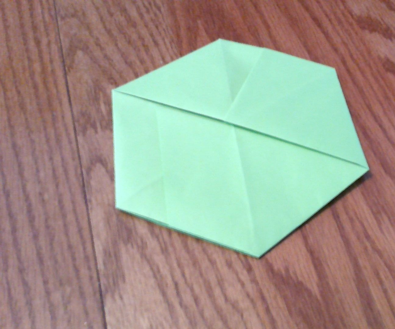 Hexagon CD Envelope