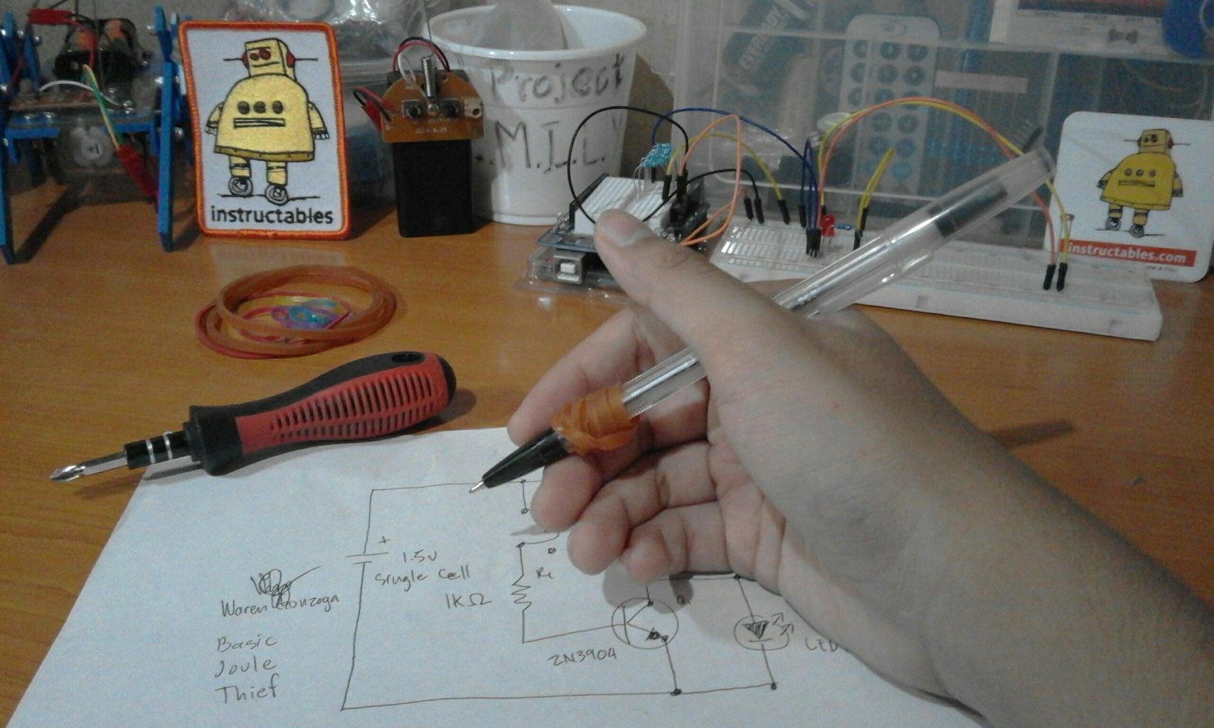 Pencil/Pen Grip