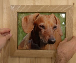 How to Make a 3D Layered Photograph With Epoxy