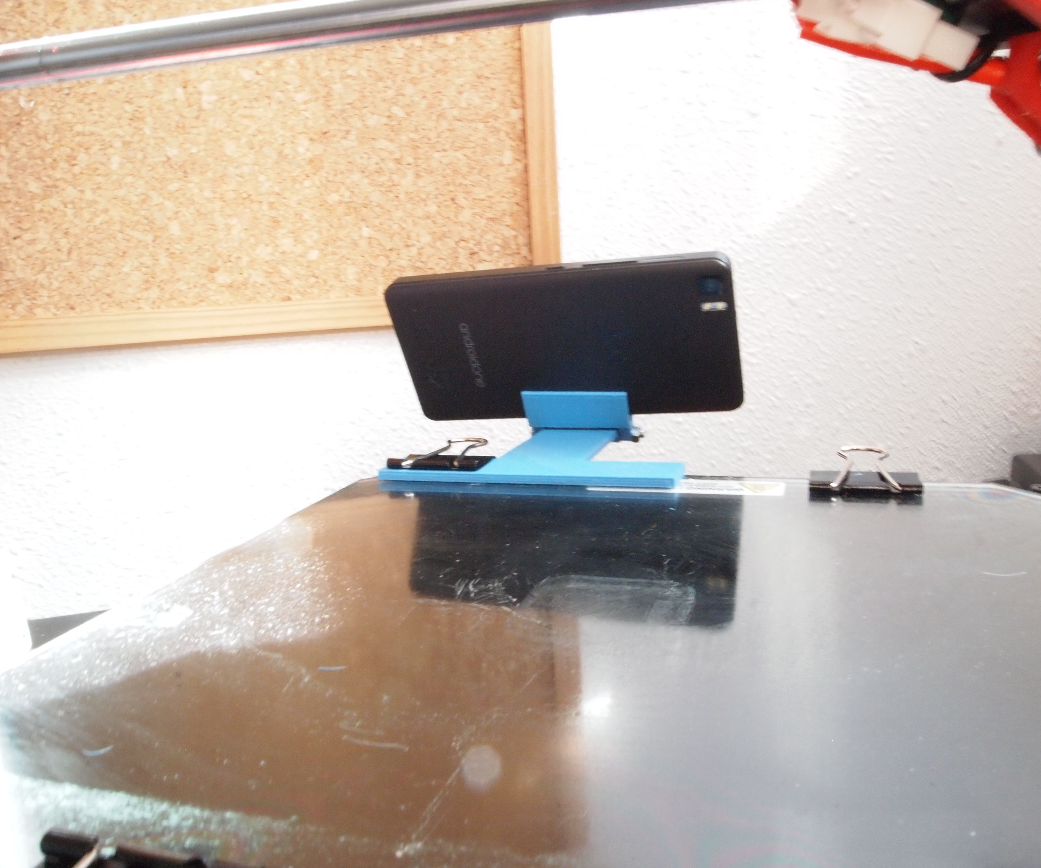 3D printed Time Lapse holder for Prusa