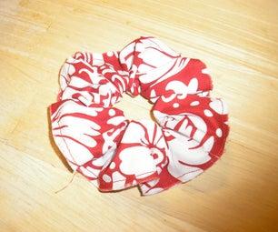 Sew a Simple Scrunchie!