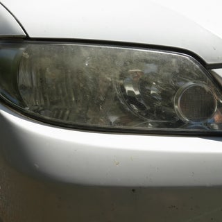 Clean Your Headlights With Toothpaste