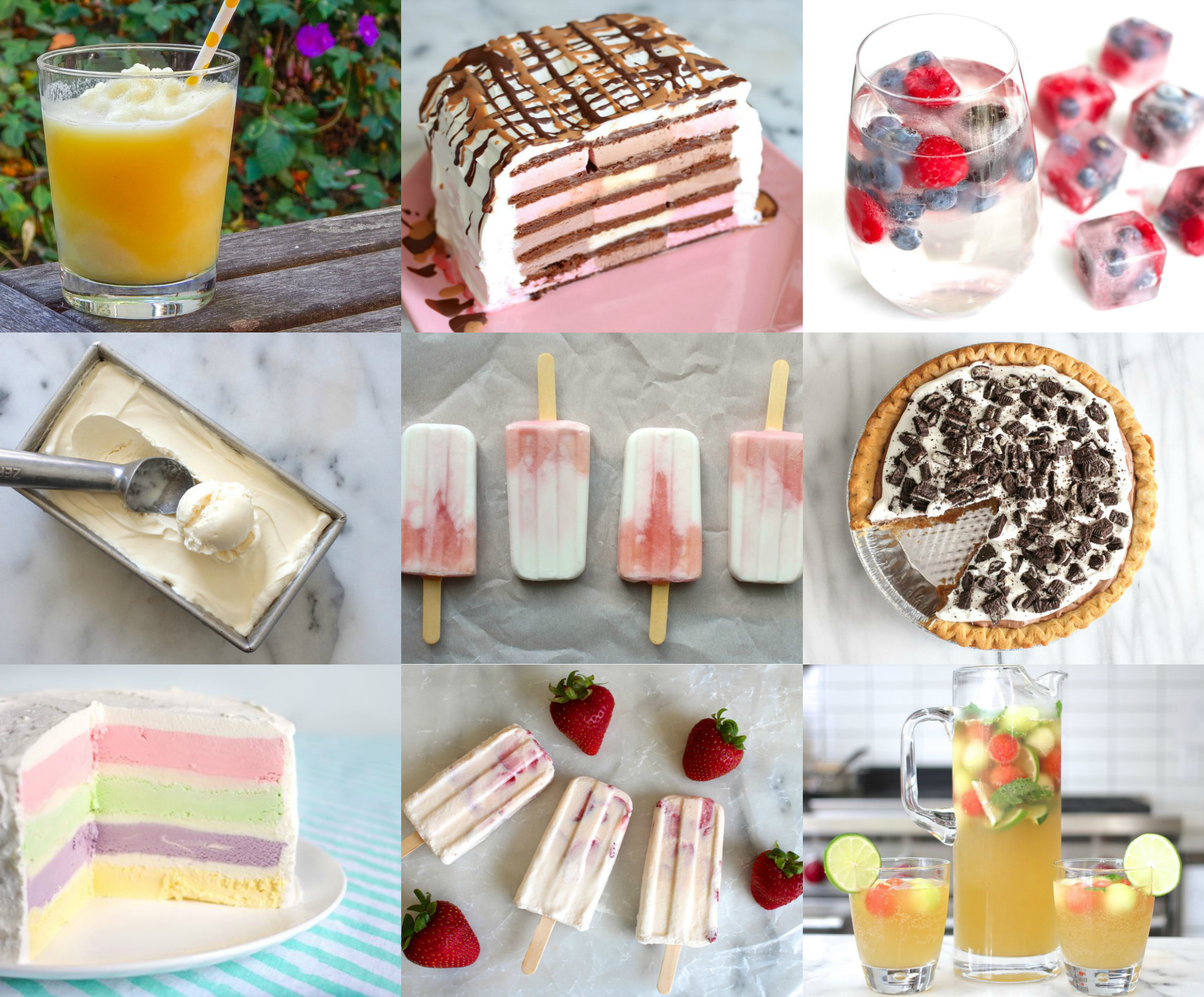 20 Frozen Treats to Make Before Summer Ends