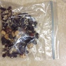 Snack Organizer and Trail Mix Recipe