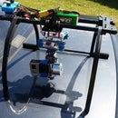 Creating Gopro Camera Gimbal Using Common Rc Hobby Grade Components With Roll and Pitch Tilt Functionality